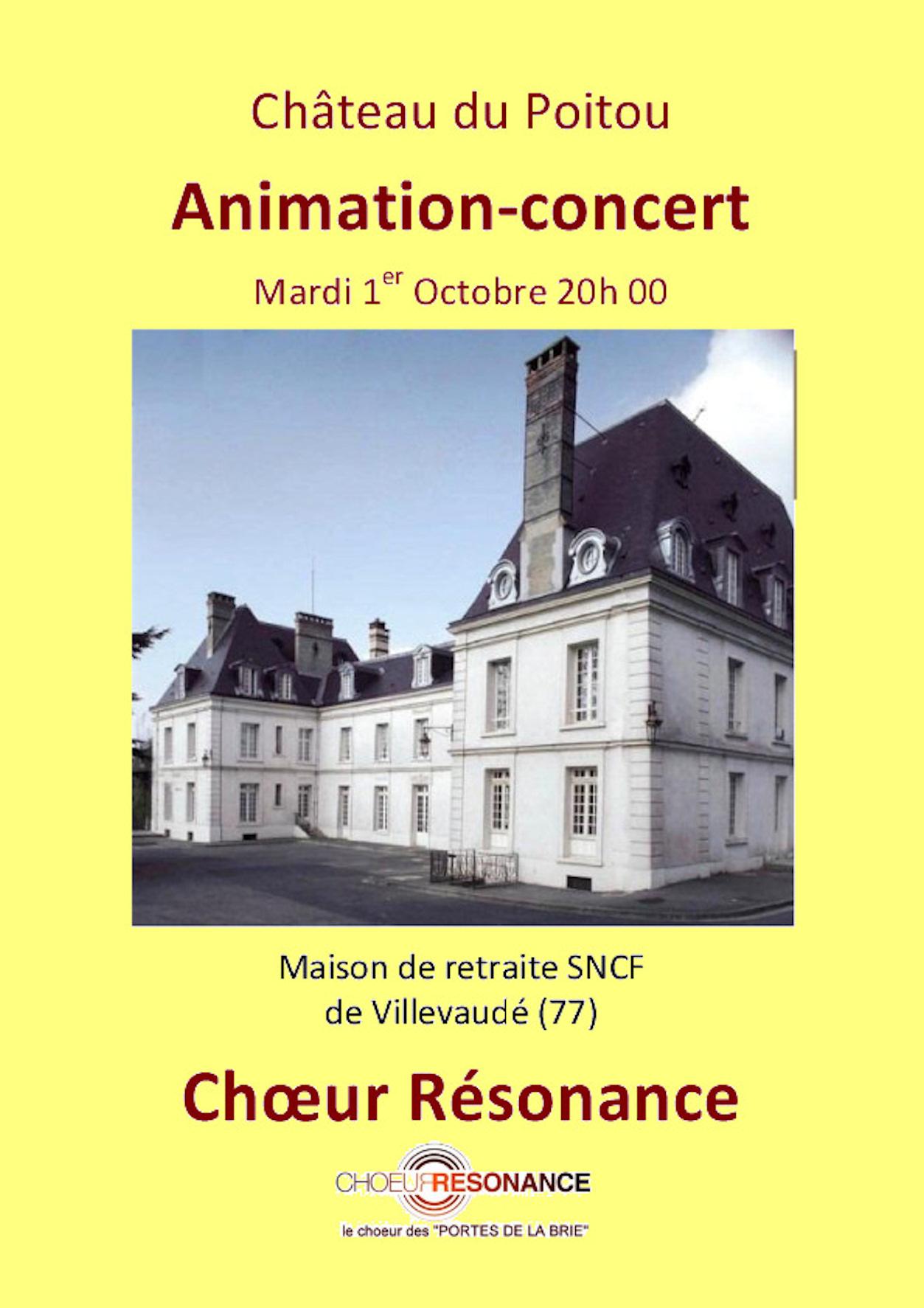2013 10 01 Affiche du concert