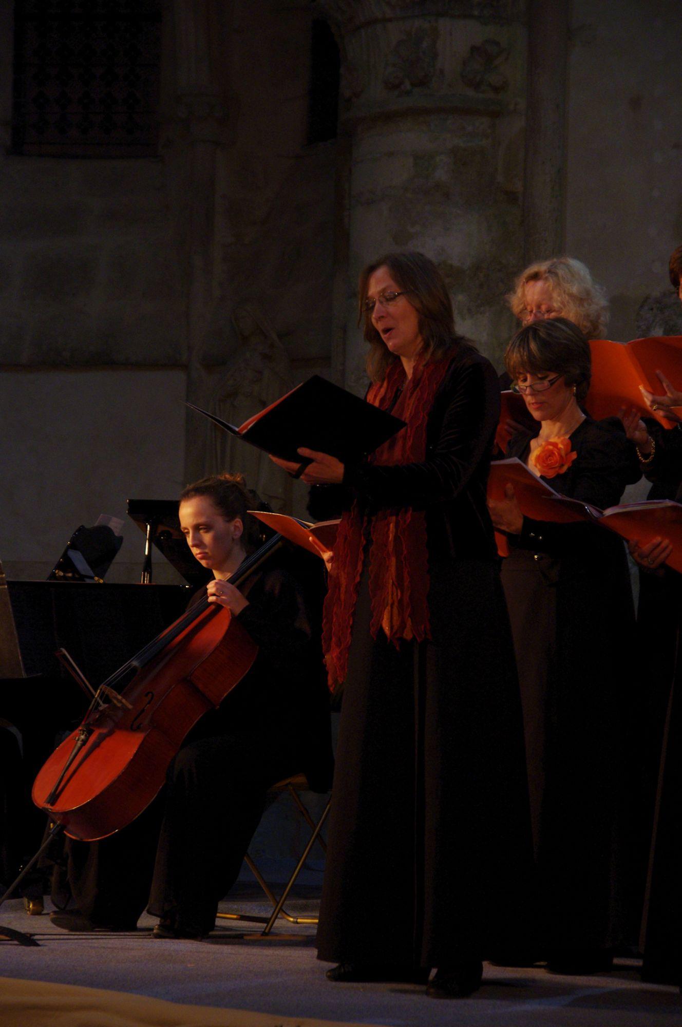 Violoncelle et soliste