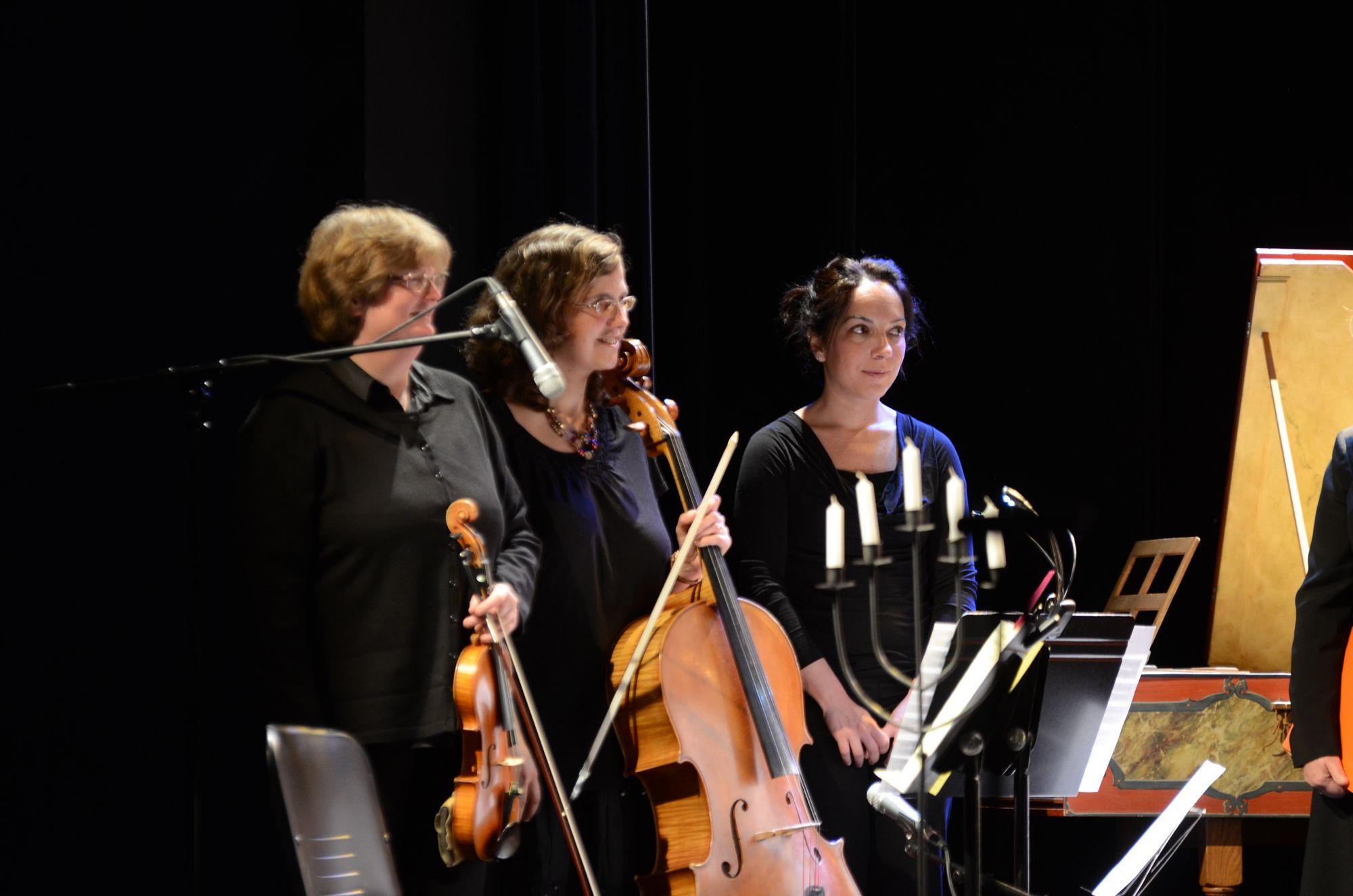 Le Trio Baroque
