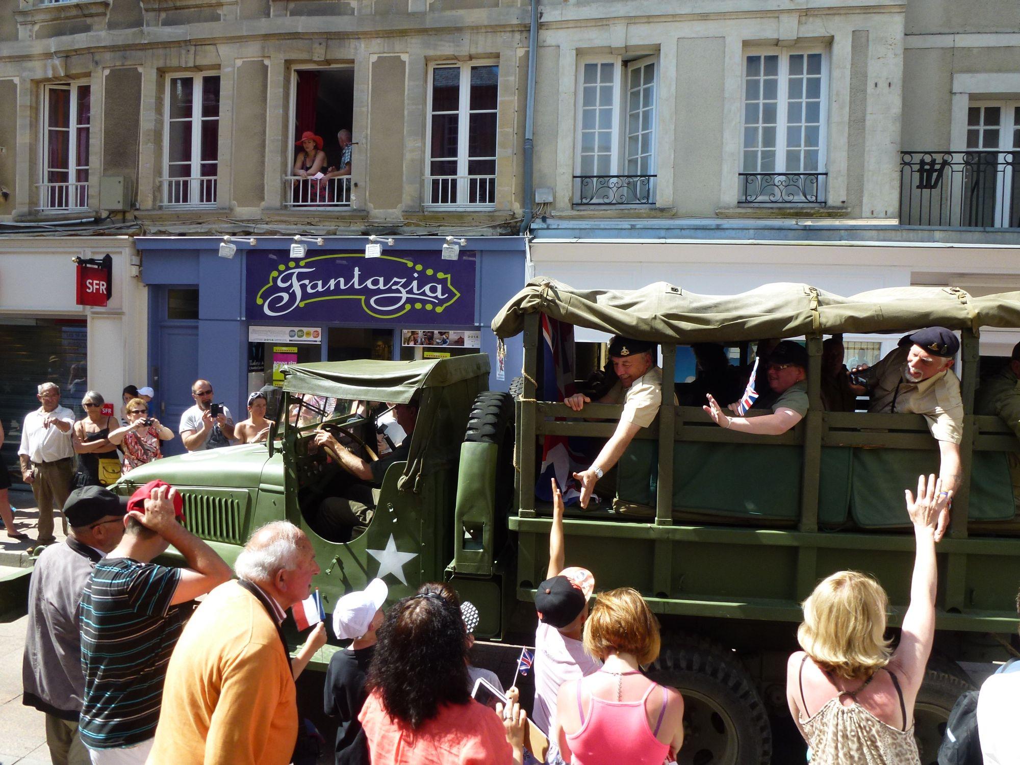 Parade de la Libération