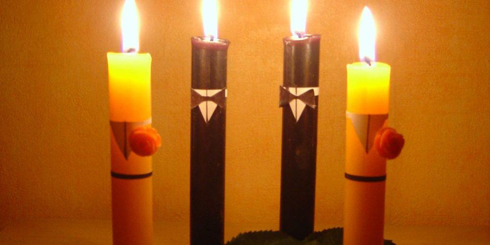 Les Bougies du CHŒUR RÉSONANCE