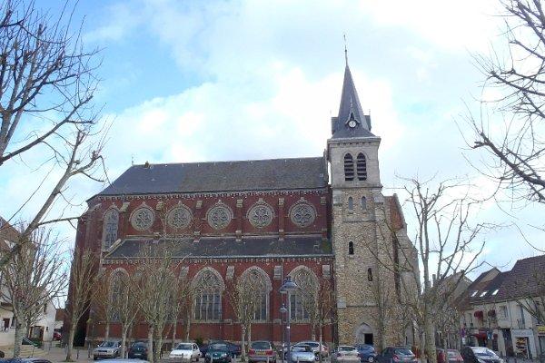 Église Saint-Jean-Baptiste de Dammartin-en-Goële