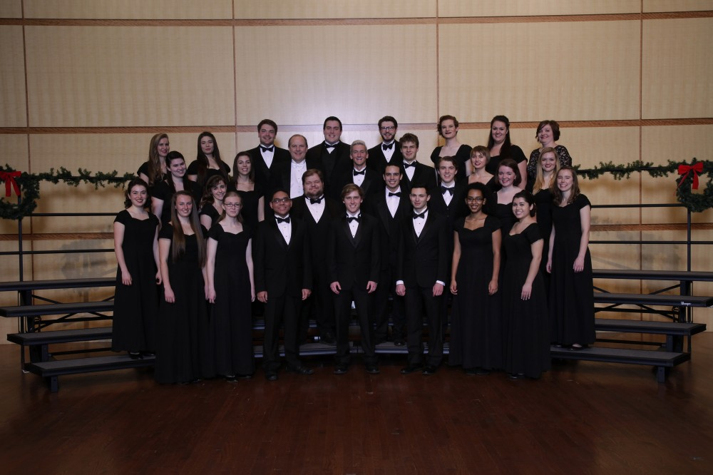 The Westminster Chamber Singers