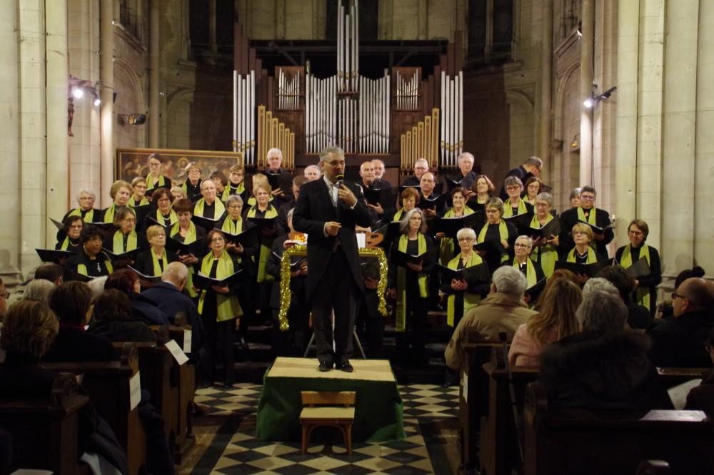 L'OISEAU LYRE, chœur de Senlis