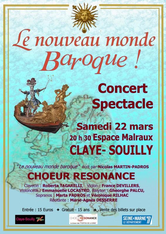 Affiche du concert0pct