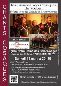 CONCERT des